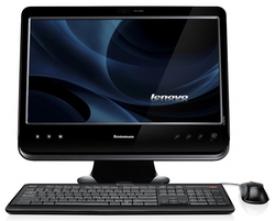 Моноблок Lenovo IdeaCenter C205A-E352G320B-B - Fusion E-350 - 1.