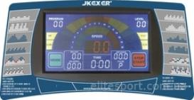 Беговая дорожка  Jkexer   FOCUS 8010А  - 3.0 л.с., 16 км/час, 18