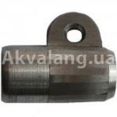 Скользящая  втулка  8 mm (титановая)