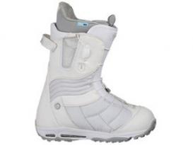 Ботинки для Сноуборда Жен. Burton EMERALD WHT/SILVER