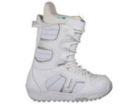 Ботинки для Сноуборда Жен. Burton COCO WHT/SILVER