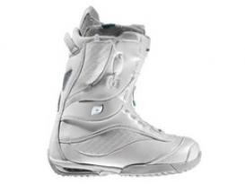Ботинки для Сноуборда Жен. Burton SUPREME WHT / SILVER