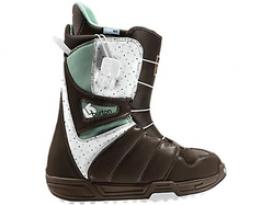 Ботинки для Сноуборда Жен. Burton MINT BROWN/WHITE/MINT