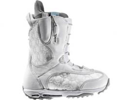 Ботинки для Сноуборда Жен. Burton EMERALD WHT/GRY
