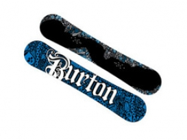 СНОУБОРД Burton BULLET 60 NO COLOR 160