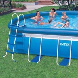 Лестница для басейна Intex 58974, 122 см.