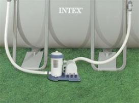Фильтрующий насос Intex 56634, 9462 л/ч