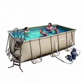 Каркасный бассейн BestWay 56216, , 414х216х122 см