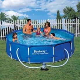 Каркасный бассейн BestWay 56026, 305x76 см.