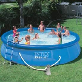 Бассейн надувной Intex 56414, 457x91см