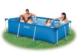 Прямоугольный бассейн Intex Rectangular Frame Pools арт. 58983 2