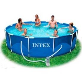 Бассейн каркасный Intex 54424, 366х98 см