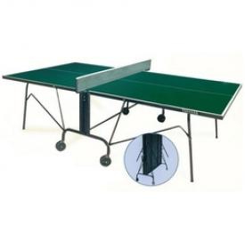 Теннисный стол всепогодный Torneo TORNADO-4 (зеленый), с сеткой