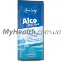 Алконейтрал (Alco-neutrale), 1уп*8 пакет.