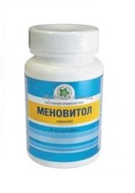Меновитол, 30капс.