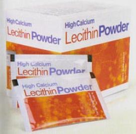 Лецитиновый порошок, (20пак.)
