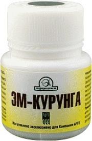 Кисломолочный продукт ЭМ-Куранга, таблетки, 60 шт.