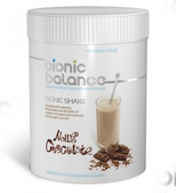 BIONIC SHAKE Milk Shocolate