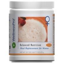 Коктейль WellnessPro для женщин с ванильным вкусом