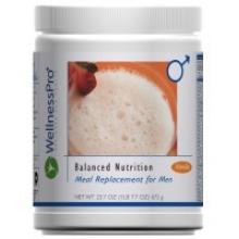 Коктейль WellnessPro для мужчин с ванильным вкусом