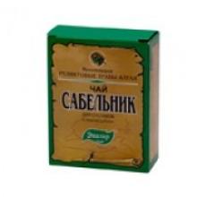 Чай для суставов Сабельник Эвалар