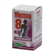 Милона 8 (успокаивающие) 0,5г