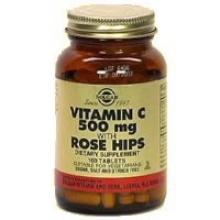 Таблетки Витамин С и шиповник