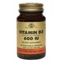 Капсулы Витамин D3 600 МЕ