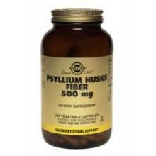 Капсулы Псиллиум, клетчатка кожицы листа 500 мг