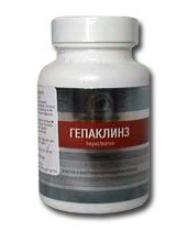 Гепаклинз (60)