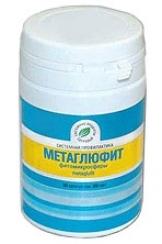 Метаглюфит (60)