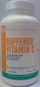 Vitamin C Buffered