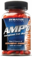 AMP Energy Pills 120капс