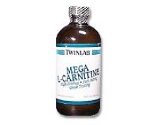 Mega L - Carnitine (360 мл (500мг/ 15мл) (Twinlab)