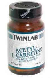 Acetyl L-carnitine (120кап) (Twinlab)