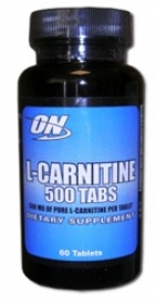 L-Carnitine 500 (60таб) (ON)
