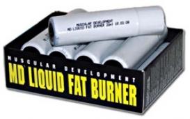 Жиросжигатель L-carnitine Liquid MD 10 ампул по 20мл