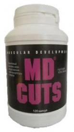 Сжигатель жира MD Cuts 120 капсул