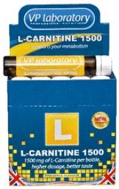 L-Carnitine 2000mg, 7амп