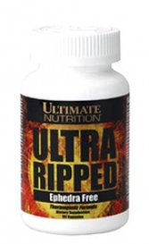Ultimate Nutrition Ultra Ripped Capsules - сжигатель жира