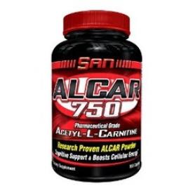 SAN Nutrition Alcar - ацетил л-карнитин - концентрированная форм