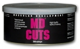 Сжигатель жира MD Cuts 200 капсул