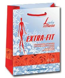 Сжигатель жира Extra Fit LadyFitness 6 пакетиков по 25г