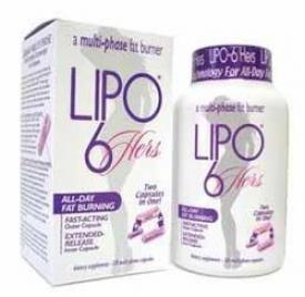 Lipo-6 Hers (120 капc.)