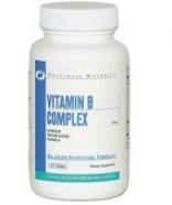 Vitamin B Complex (Universal) 100 таб