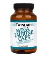 Mega Taurine (Twinlab) 50 капс