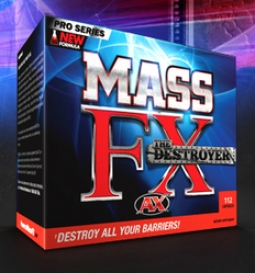 Mass-FX (the destroyer)  112 капс.
