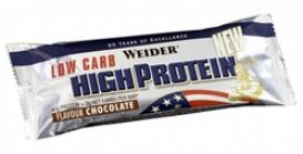 Weider Low Carb High Protein - протеиновый батончик созданный по