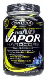 MuscleTech Nano Vapor Pro - новый продукт про серии для увеличен