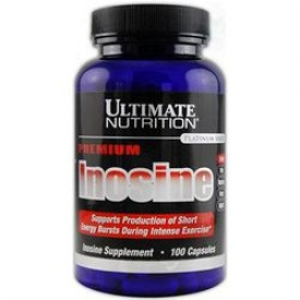 Ultimate Nutrition Inosine 500mg (100 caps)